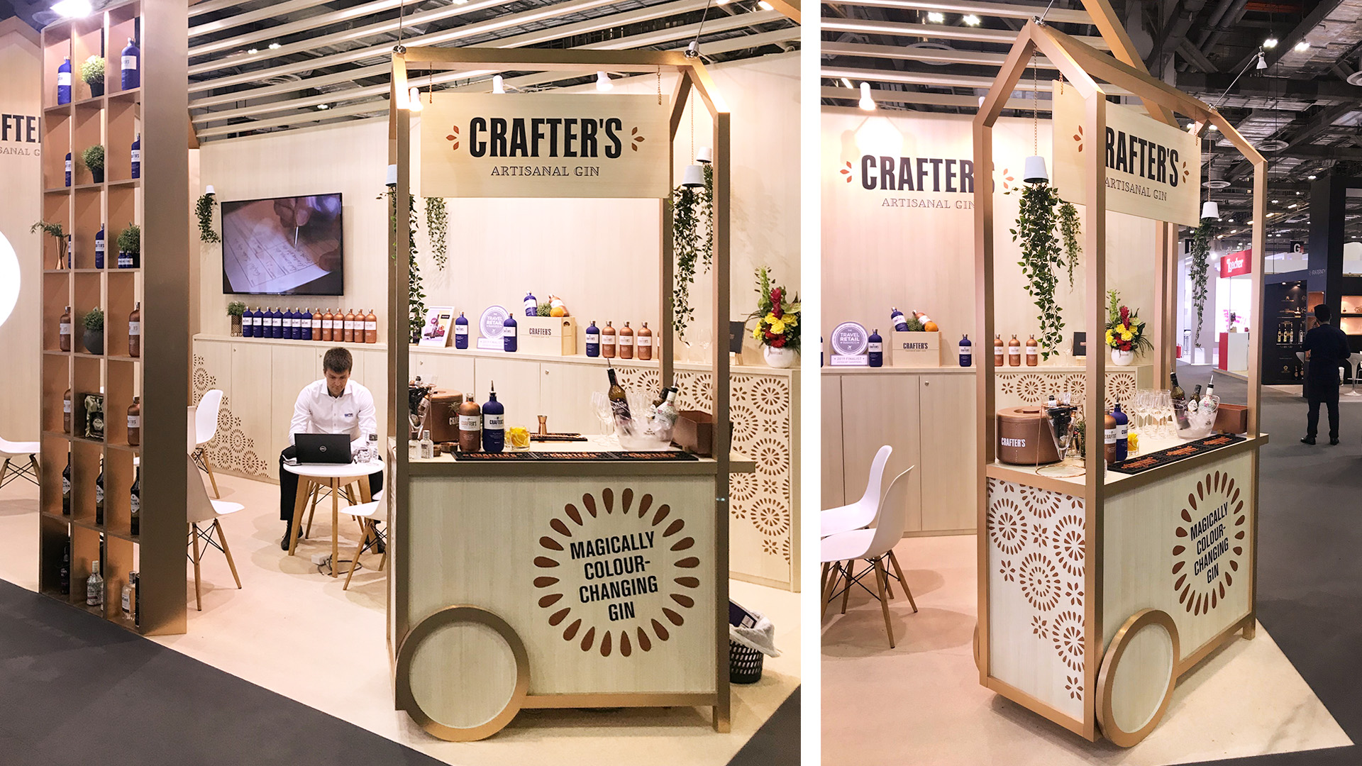 Crafters-TFWA-stand-brandnew-2